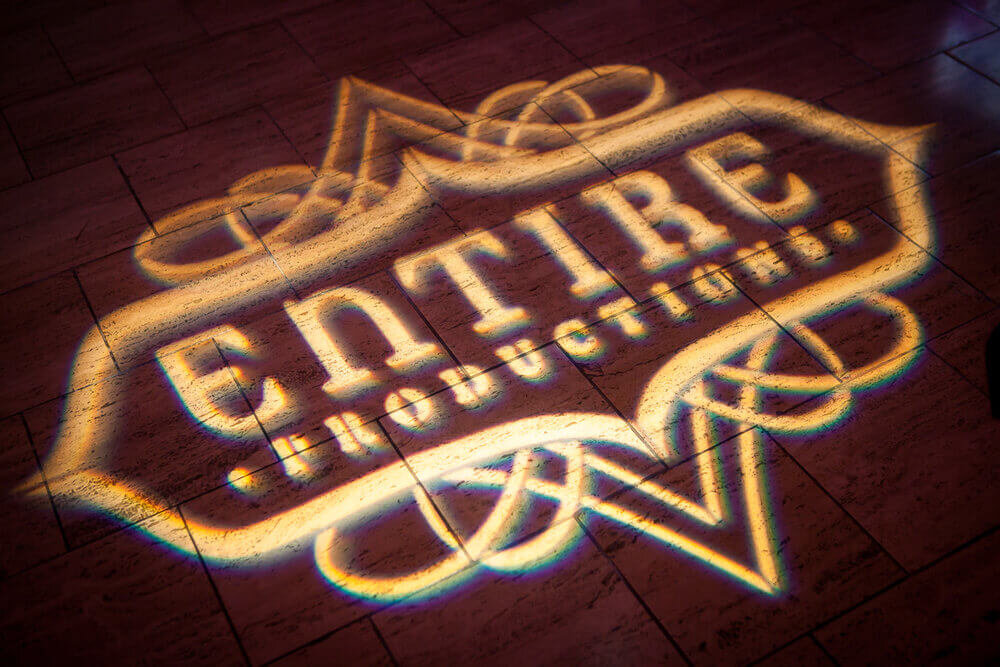 Entire Productions Lighting Logo