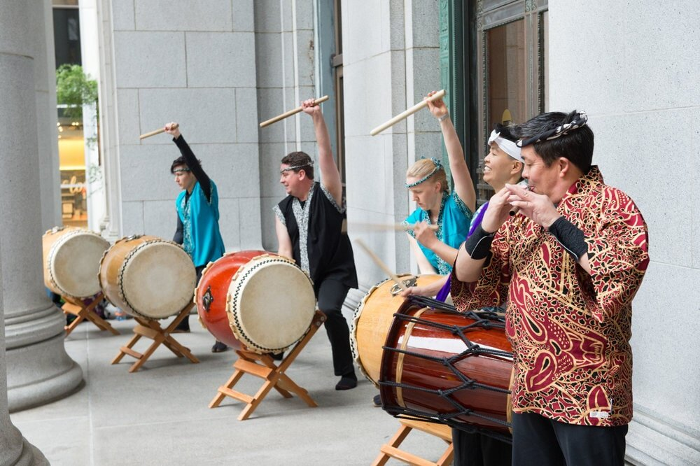 Tassa Musical Troops Party Entertainer