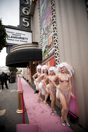 Glamour Beauties Line Up Premiere Show