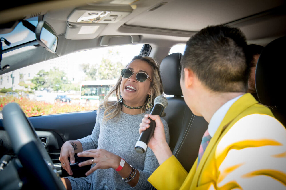Participants Excited to AAA Car Share Even