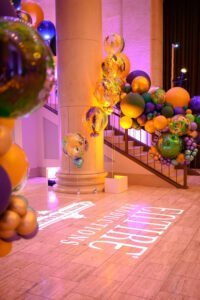 Entire Productions Interior Balloon Decorations