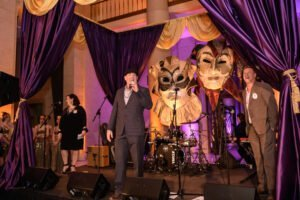 Singers Performs on Stage - Bently Reserve