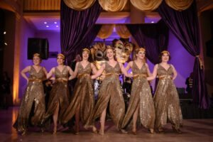 Bently Reserve Party Dancers Show Case