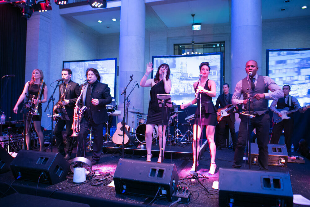 Corporate Party Entertainers - Musical Ensemble