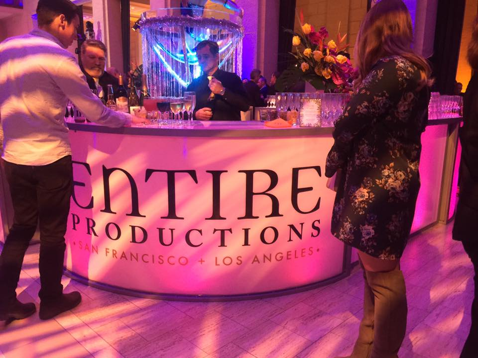 Entire Productions Bar Area Spring Event