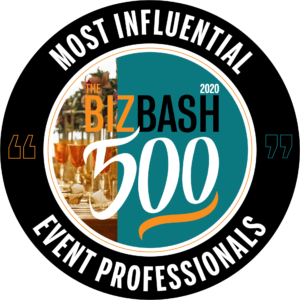 Natasha Miller, CEO of Entire Productions Named One of The Most Influential Event Professionals of 2020