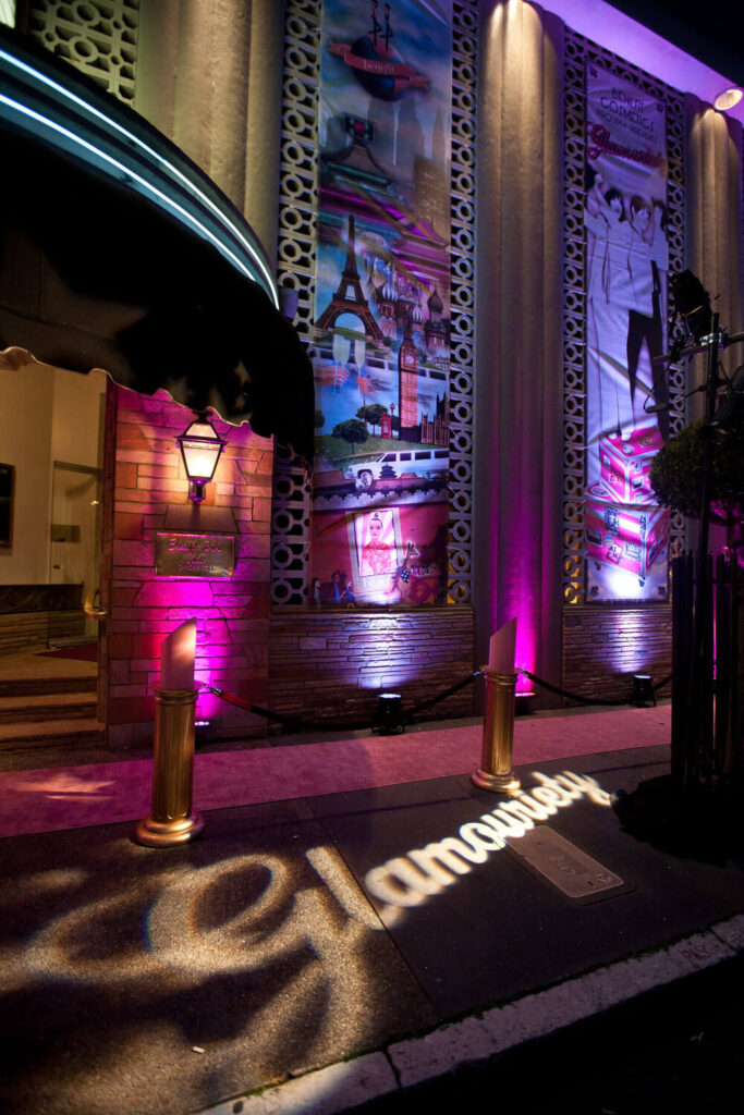 Glamouriety Entire Event Lighting