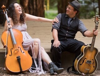 - Jam out with Dirty Cello in your backyard!