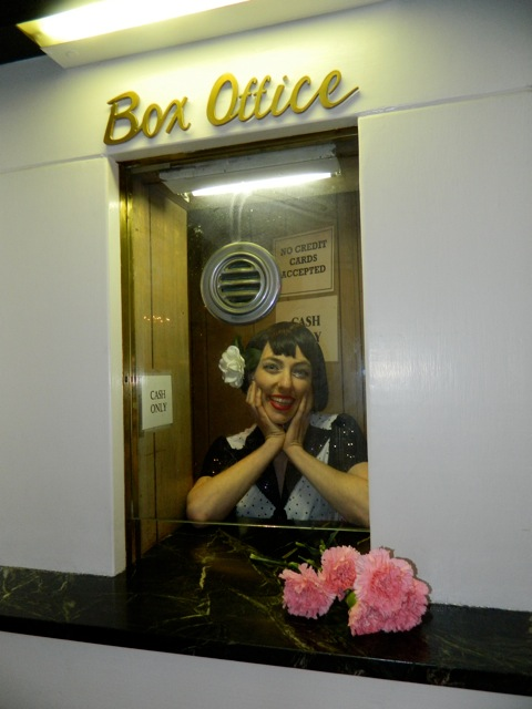 Box Office Counter Entire Events