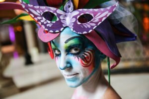 Face Painting Artists - Event Productions