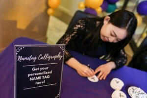 Personalized Name Tag - Event Productions