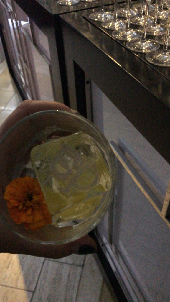 Gin and tonic - Entire Event Party
