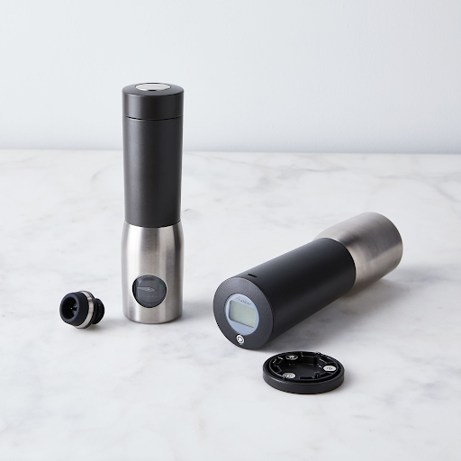 Rabbit Electric Wine Opener with LCD Display    $100