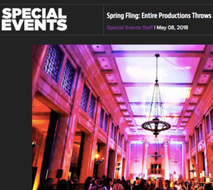 SmartMeetings Magazine Special Events