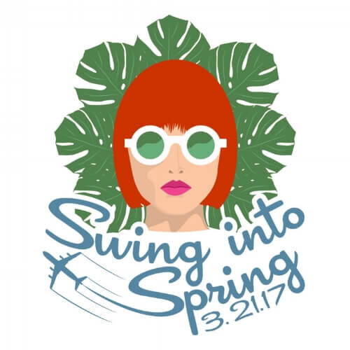 Swing Into Spring - Event Marketing