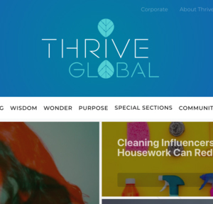Thrive Globa Article: Entire Productions