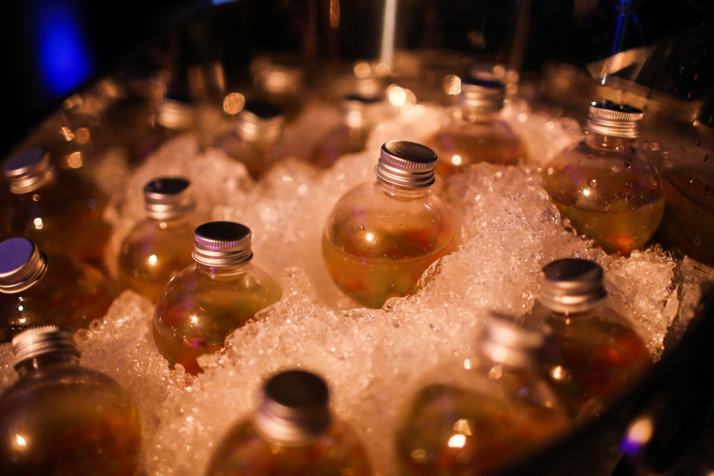 Glass Bottle Drinks - Entire Events