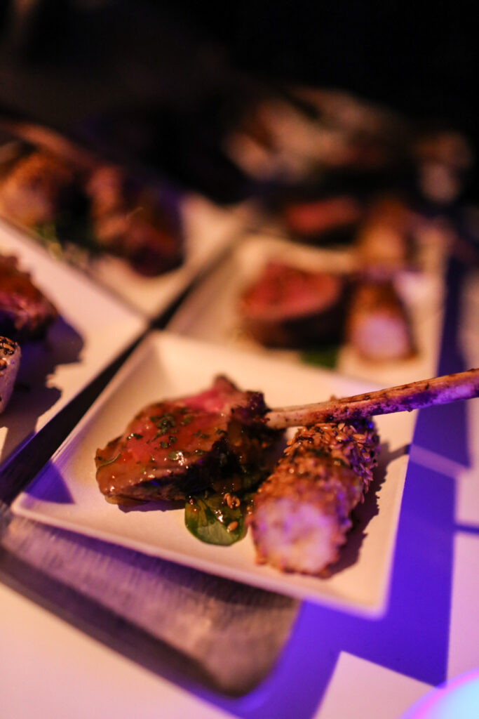 Variety Dishes Only on Entire Events
