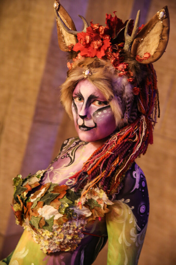 Body Painting Artists Entire Productions
