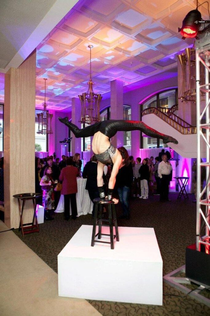 Dancers Show - Event Planners