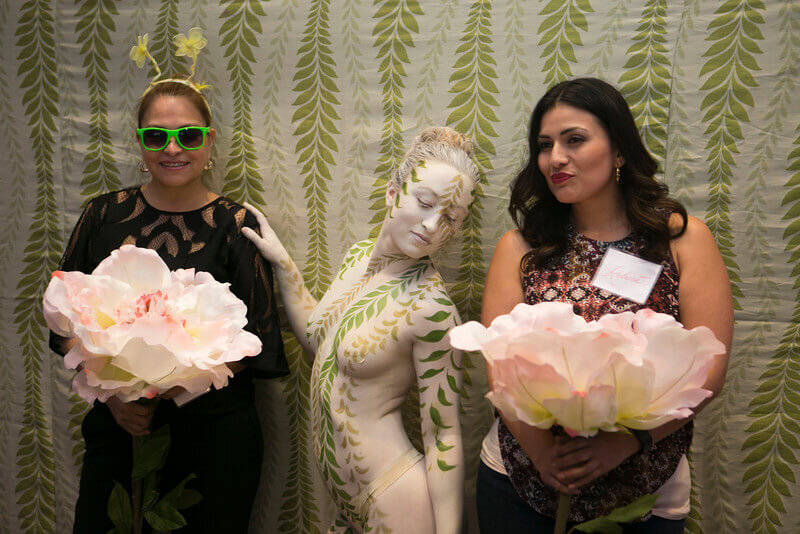 Girl Dance Statue - Event Productions