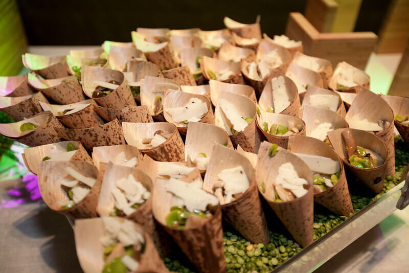 Canape Food for Suddenly Event