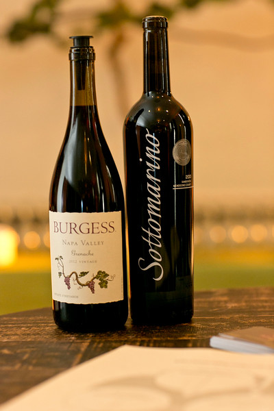 Burgess Wine Distribute Event Party