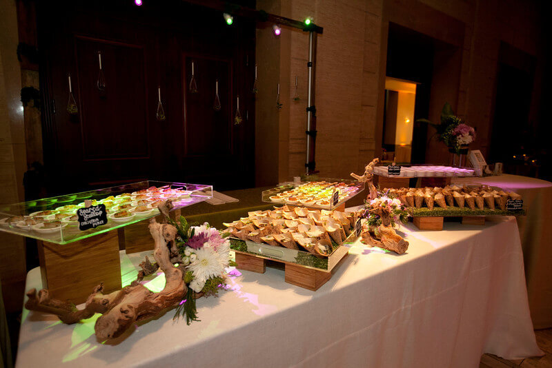 Party Foods Specially Made Entire Events
