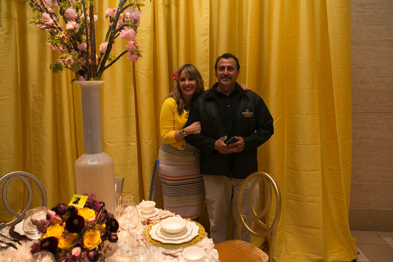 Speaker with Hubby Event Planner