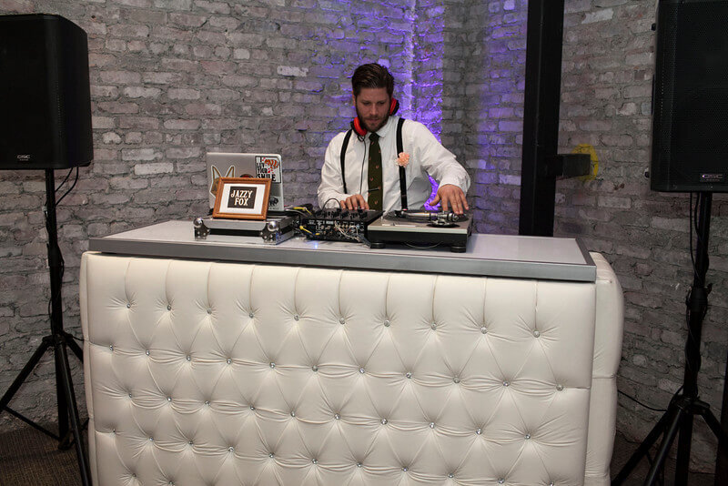 DJ Mix up Party Music Area