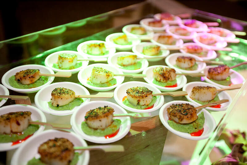 Variety of Side Dish Entire Suddenly Spring Event