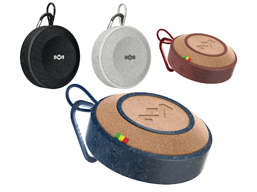 House of Marley No Bounds Outdoor Eco-Friendly and Waterproof Bluetooth Speaker    $69.99