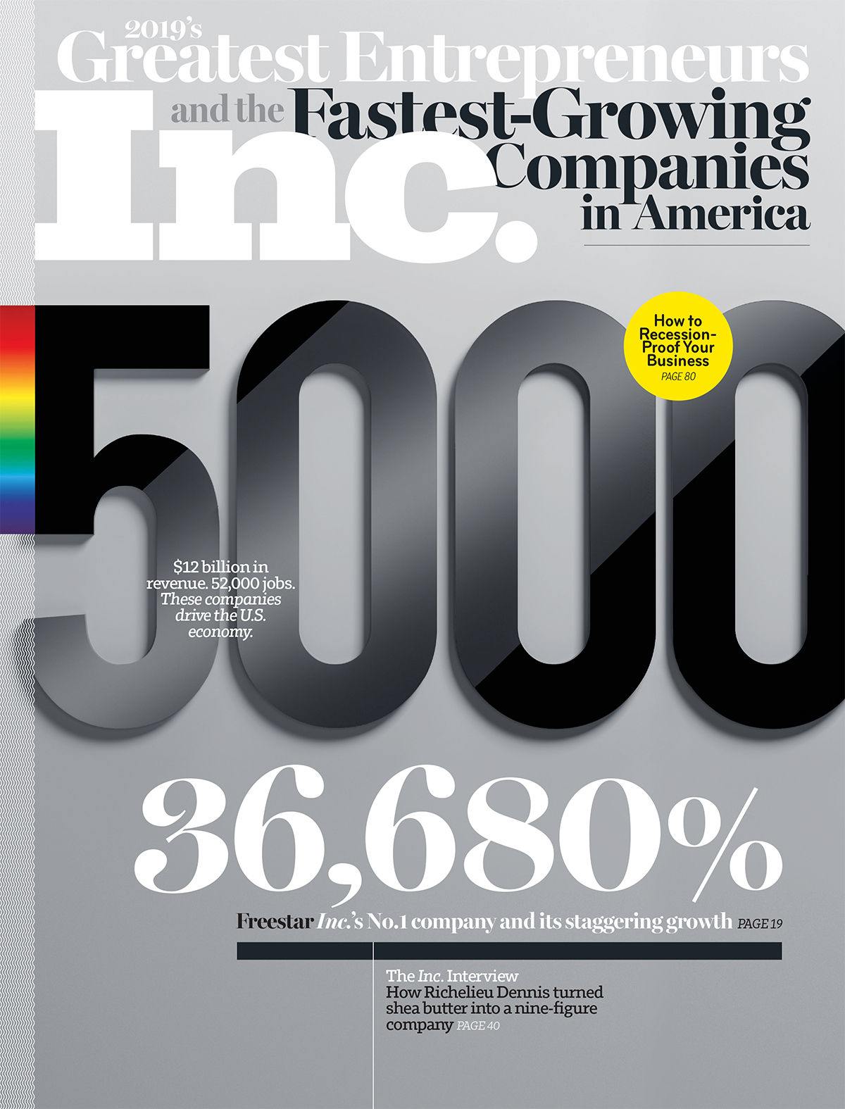 Fastest Growing Companies in America - Entire Productions